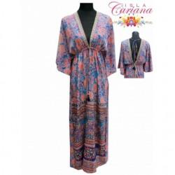 Long dress KIMONO