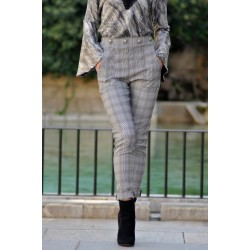 Pants comfy squares - NAPOLI
