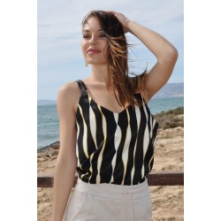 Top 'stripes ' - Mod. IRIS