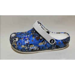 Clogs basic blue -  Mod. C.BLUE