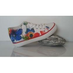 Sneaker flowerprint Penjoy