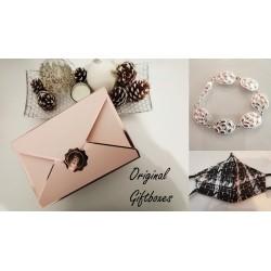 Giftbox - BRACELET + FACEMASK KAY G.
