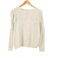 Sweater light grey