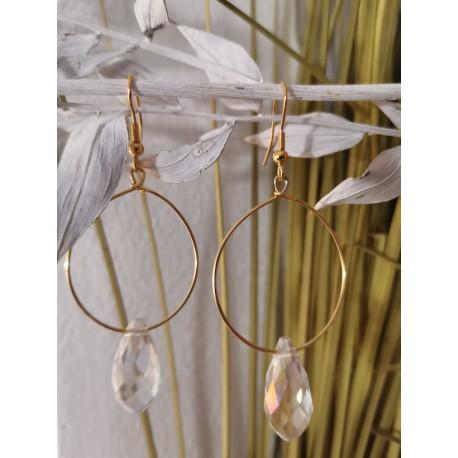 Earrings ´CRYSTAL´